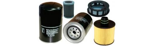 Filtry oleju silnikowego